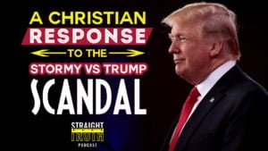 A Pastor's Response to the Stormy and Trump Scandal