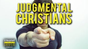 Why Are Christians Judgmental?
