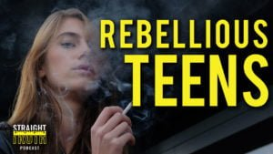 How Do I Deal with My Rebellious Teen?