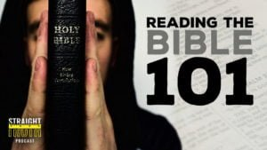 Reading the Bible for Beginners | The Best Christian Podcast on the Web