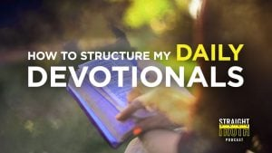 How to Structure My Daily Devotional A Christian Reformed Podcast