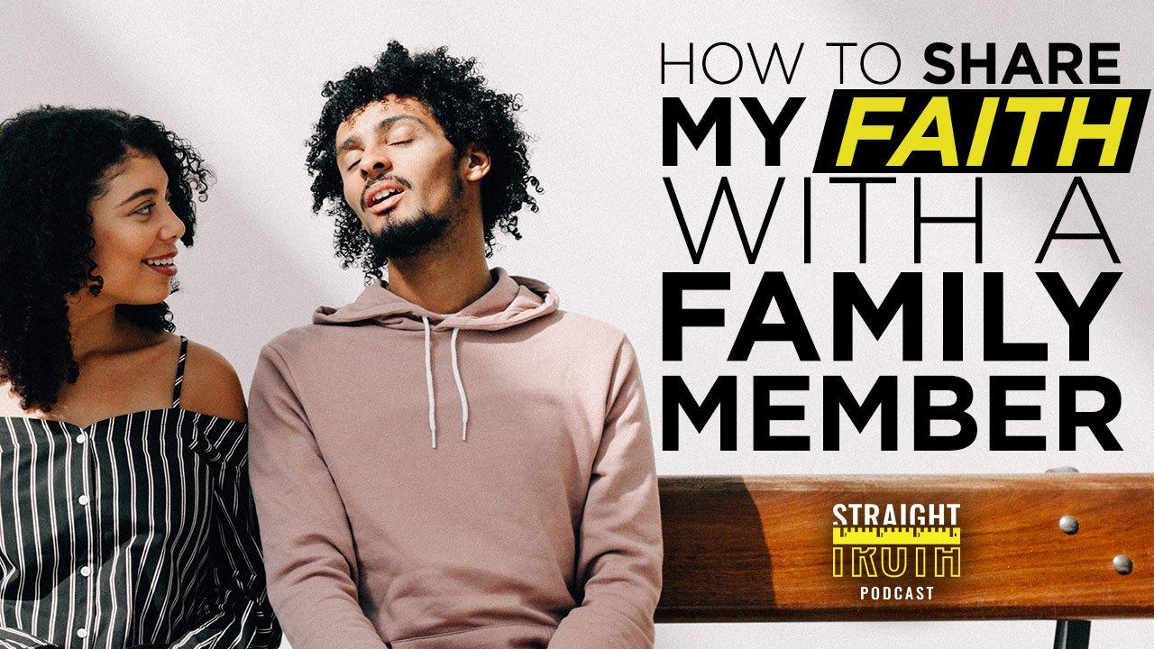 How Christians Can Faithfully Share Their Faith with Family and Friends
